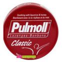 Pulmoll pastilles à sucer classic rouge boîte de 75G
