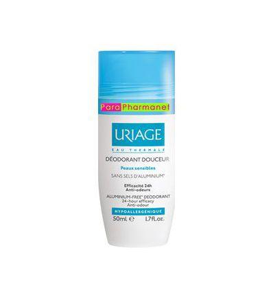 Gentle deodorant anti-perspirant aluminium free Stick Uriage