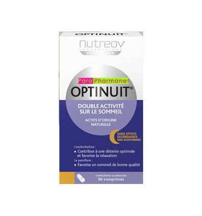 OPTINUIT bt 30 comp NutreoV santé