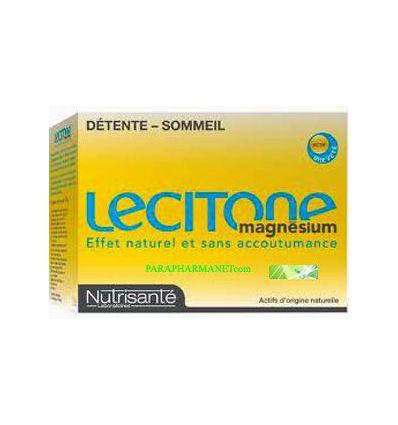 Magnésium LECITONE 60 gélules