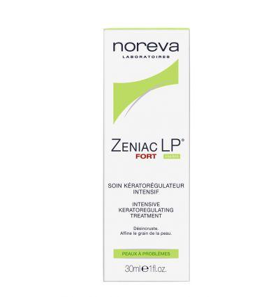 Zeniac LP Strong Intensive keratoregulating Face Care
