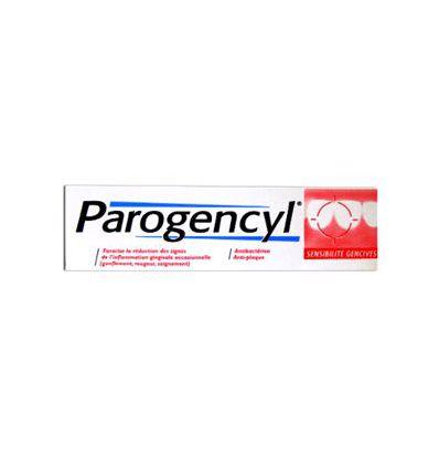 TOOTHPASTE Gum Sensitivity PAROGENCYL