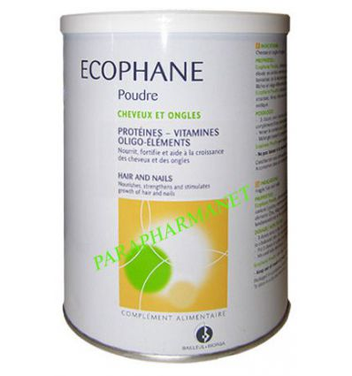 Ecophane Poudre. BIORGA