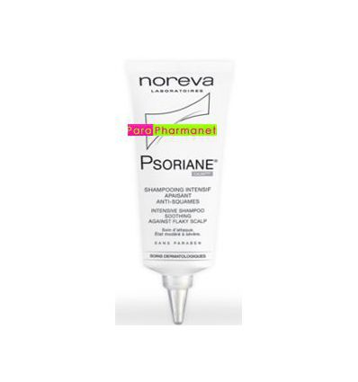 PSORIANE intensive shampoo calmipso soothing dermatologic NOREVA
