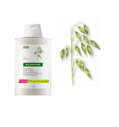 Shampoo with oat milk extra-gentle 400 ml Klorane