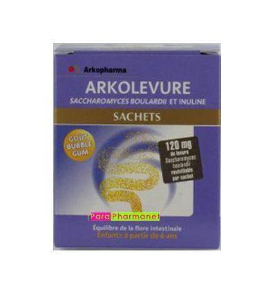 Arkogélules Argile verte Sachet Arko