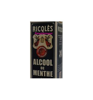 RICQLES - Alcool de menthe- 5CL