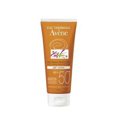 Solar protection Milk SPF 50 AVENE 100 ml