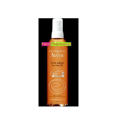 SUN CARE Solar oil high protection 30 spray 200ml AVENE