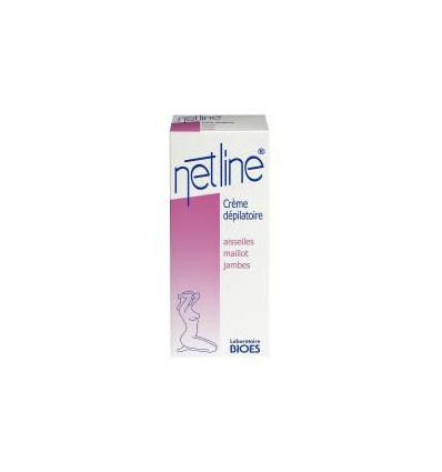 Netline Crème dépilatoire. BIOES