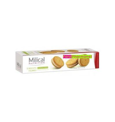 Biscuits lemon taste Milical