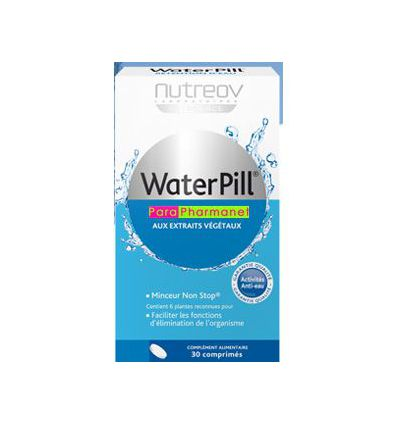 WATER PILL ANTI RETENTION d'EAU WATER PILL