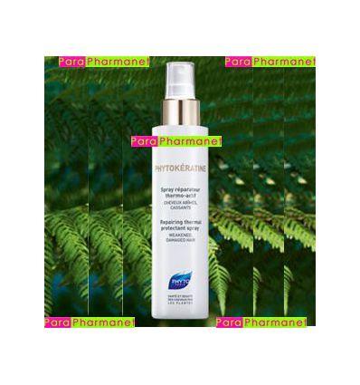 Phytokératine spray réparateur thermo-actif soin cheveux abîmés PHYTO