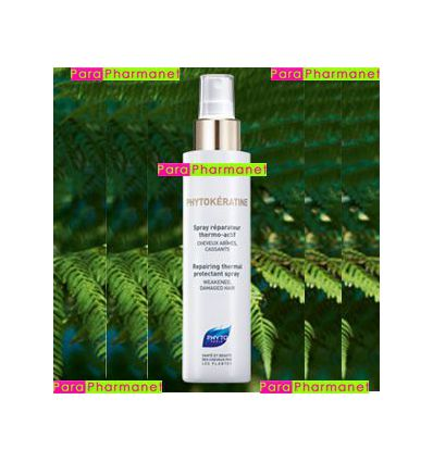 Repair spray thermo-active care damaged hair PHYTO Phytokératine