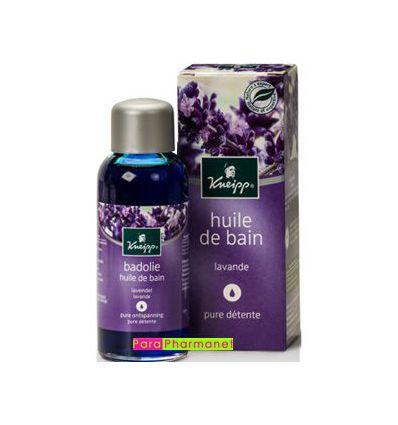 Bath Oil Lavender KNEIPP