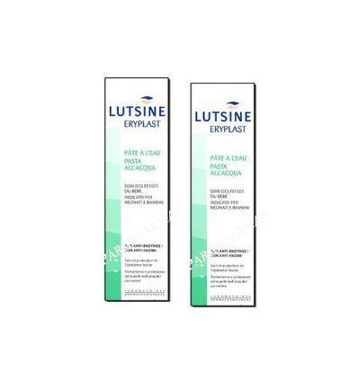 Lutsine Eryplast Pâte à l'eau DUO 200g Lutsine