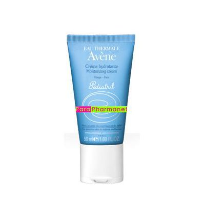 Pediatril moisturizing Skin care cream Face baby Avène 50 ml