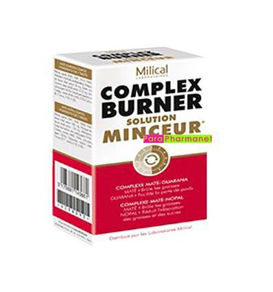 Complex Burner Solution Minceur comprimés MILICAl