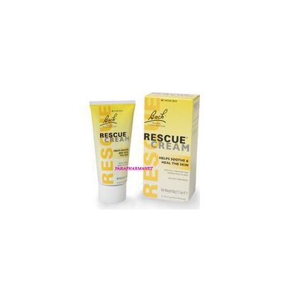 Rescue cream Fleurs de Bach tube de 30 g