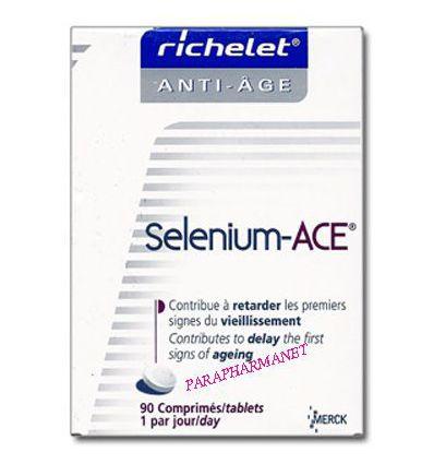 Selenium-ACE Boîte de 90 CP - Merck