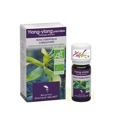 Essential oil Ylang Ylang Doctor Valnet
