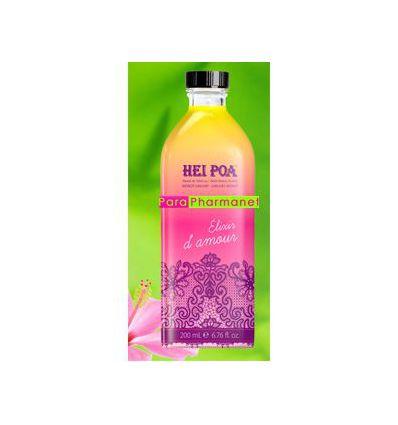 Monoï Tahiti Elixir d'amour Umuhei 100 ml Hei Poa