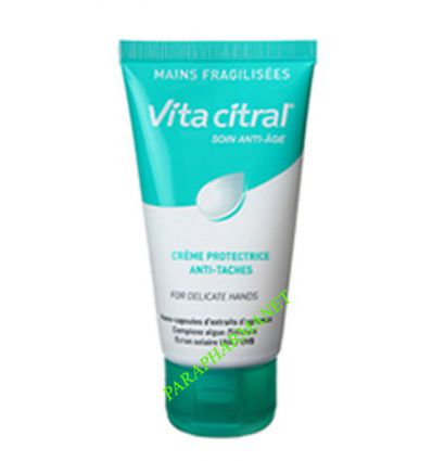 Soin Anti-âge Crème mains VITA CITRAL