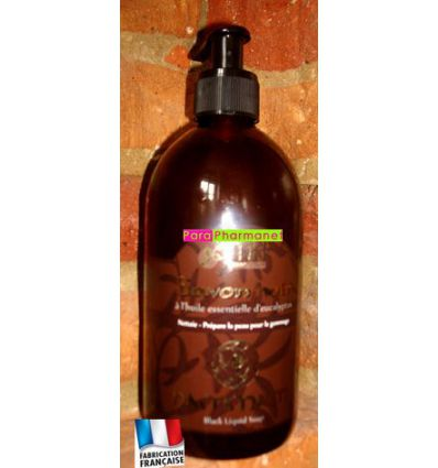 Black Soap Hammam MKL Green Nature
