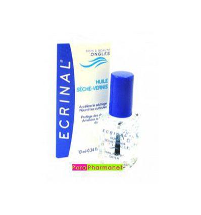 dry nail polish oil fl 10 ml Ecrinal