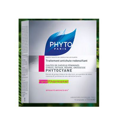 Phytocyane Treatment. PHYTOSOLBA
