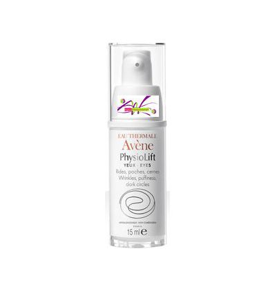 AVENE PHYSIOLIFT YEUX POCHES CERNES