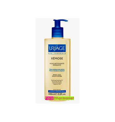Xemose soothing cleansing oil fl 400 ml uriage