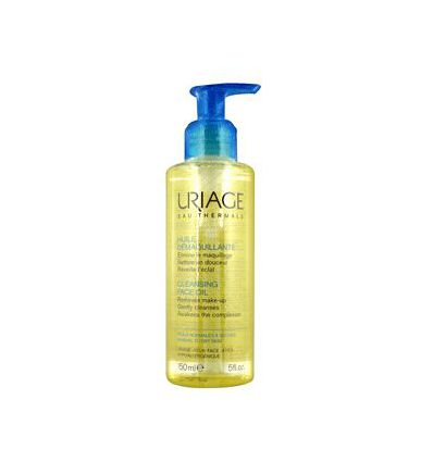 Cleansing face oil face eyes 150 ml Uriage