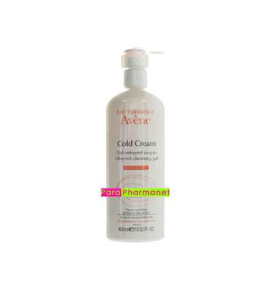 Ultra Rich cleansing gel shower care 400 ml avène