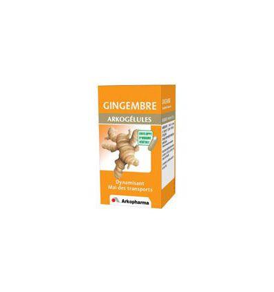 Arkogélules Gingembre FL/45 Arkopharma