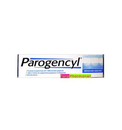 DENTIFRICE PAROGENCYL Prévention Gencives Anti-Âge Gencives PAROGENCYL