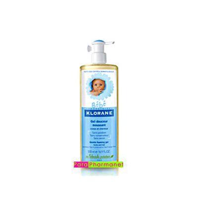 Gentle foaming gel body and hair 500 mlKlorane