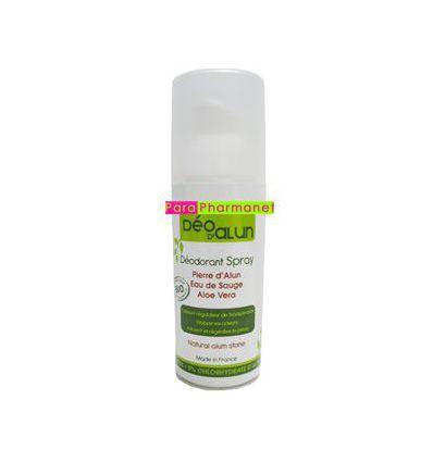Déo d'Alun Spray Déodorant 75 ml MKL Green Nature