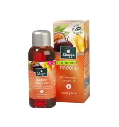 Bath Oil Grapefruit passion fruit KNEIPP