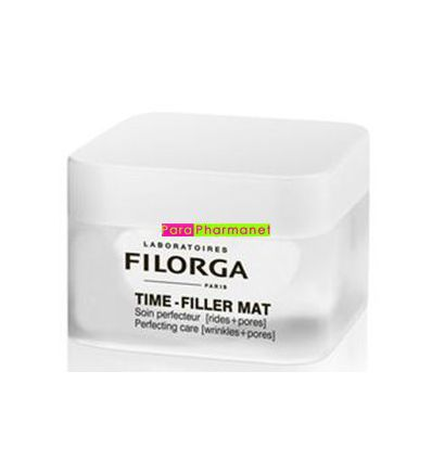 TIME FILLER MAT anti-wrinkles face care Filorga