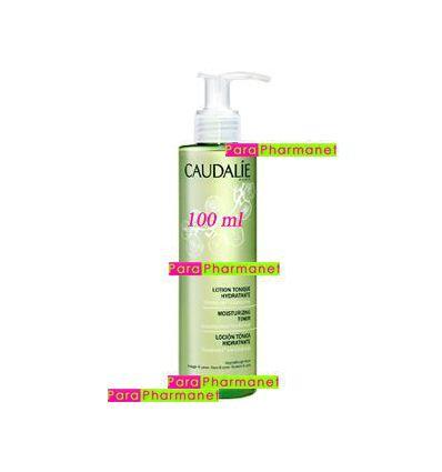 CAUDALIE Mini Lotion Tonique hydratante Soin Visage 100 ML Caudalie