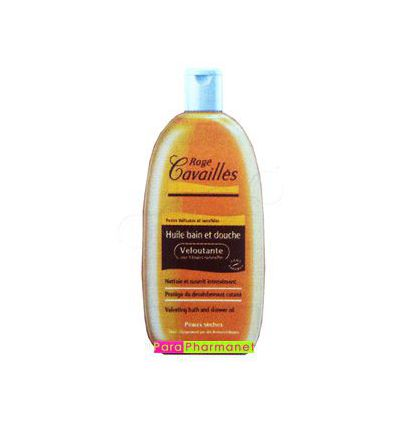 velveting bath & shower oil 500 ml body care Rogé Cavailles