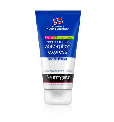 Hand Cream Absorption express 75 ml Light Texture NEUTROGENA