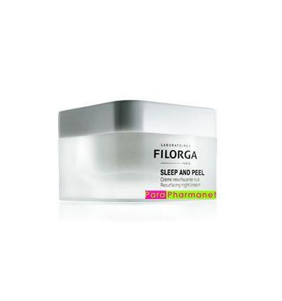 Sleep & Peel Resurfacing night cream Filorga