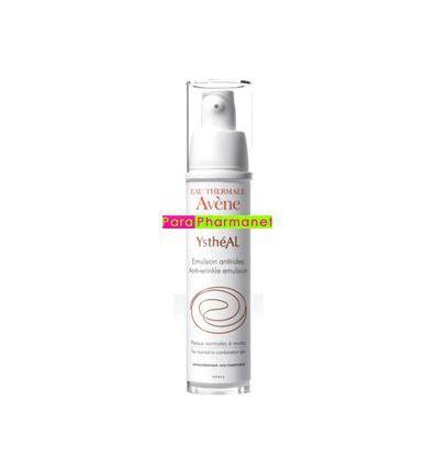Ystheal emulsion face care anti-wrinkles Avène