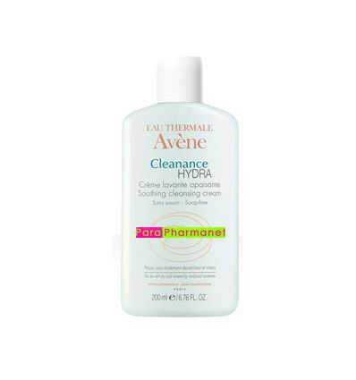 Cleanance HYDRA cleansing soothing cream AVENE 200 ml