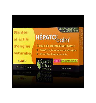 HEPATO'Calm (desmodium) 20 comprimés Santé Verte