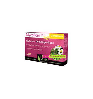 Mycoflore 850 Comprimés Santé Verte