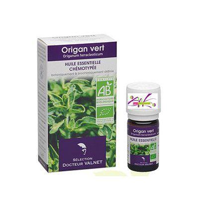 Huile essentielle BIO Origan vert Docteur Valnet