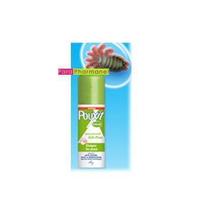Pouxit répulsif Spray préventif Anti-Poux efficacité 12H